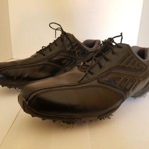 FootJoy Street Men's Golf Shoes Black Sz 11M